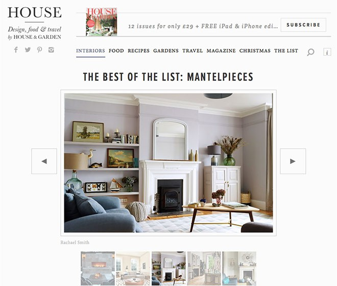 Featured Article On House Garden Website